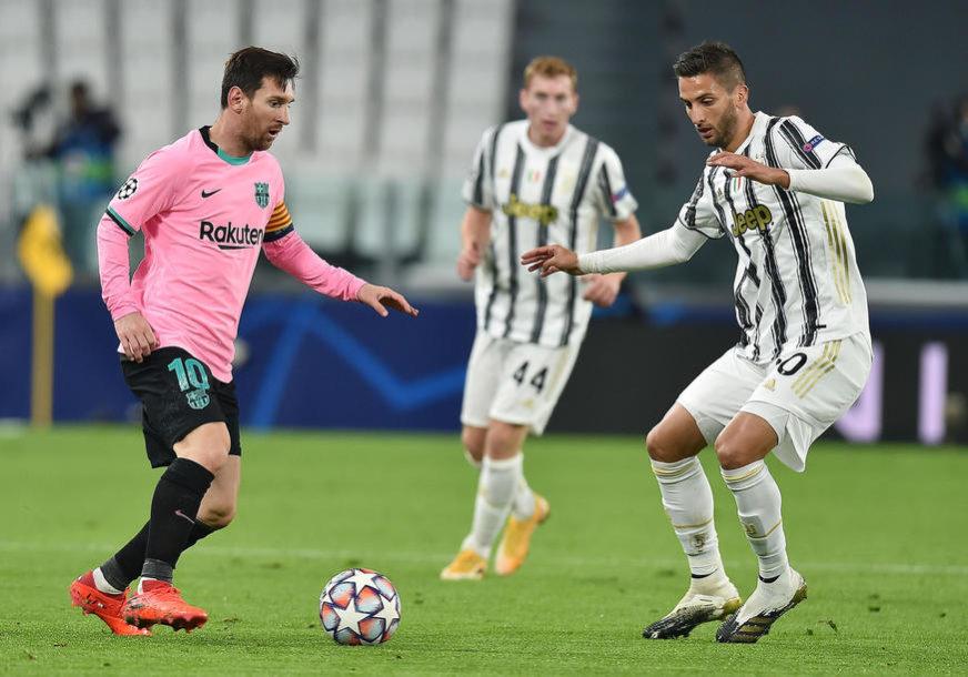 MESI JOŠ NIJE REKAO SVOJE Asistencijom i golom presudio Juventusu