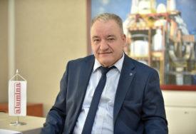 """INTERVJU Mile Matić, predsjednik UO """"Alumine"""" iz Zvornika: Pet NOVIH PROIZVODA u 2020. godini"""