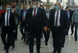 """""""STVORENA JE LOŠA ATMOSFERA"""" Dodik o situaciji u """"Putevima RS"""""""