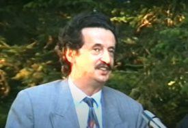 PREMINUO MUHAMED ČENGIĆ Nekadašnji političar je bio jedan od osnivača SDA