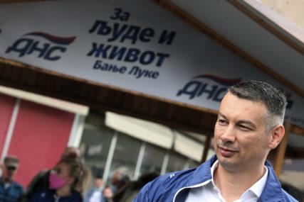 """""""IMAM ŽIŠKU I ENERGIJU"""" Nešić tvrdi da je rekao NE Dodiku, da bi rekao DA budućnosti Srpske"""