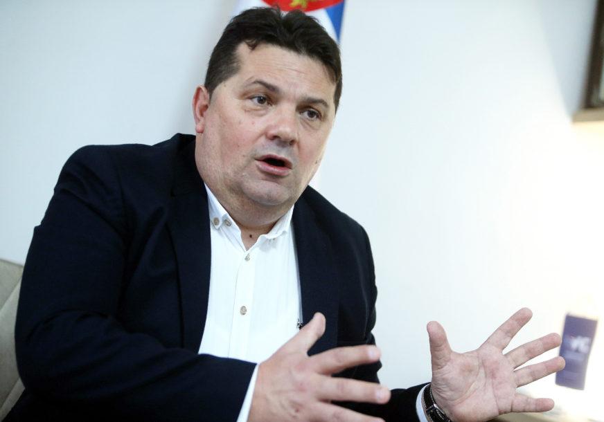 Stevandić poručuje: Bošnjački, a ne srpski političari, su uzrok najveće političke krize u BiH
