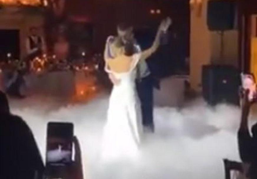PLES KAO IZ BAJKE Evo kako Nikola Jokić i Natalija slave svoju ljubav (FOTO)