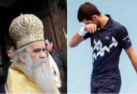 """""""NIJE MI SE IGRALO"""" Poslije poraza Novak dirljivo govorio o Amfilohiju"""