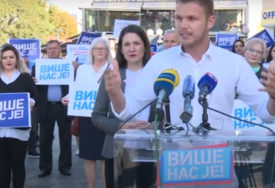 """""""USMJERENI NA PROMJENE"""" Partija demokratskog progresa predstavila izborni slogan u Banjaluci"""