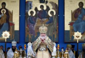 BIO U KONTAKTU S OSOBOM POZITIVNOM NA KORONU Patrijarh moskovski i cijele Rusije Kiril u samoizolaciji