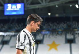 NEZADOVOLJAN SJEDENJEM NA KLUPI Sukob Dibale i sportskog direktora Juventusa