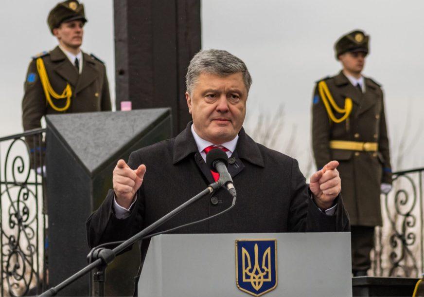 POROŠENKO ZBOG KORONE PREBAČEN U BOLNICU Bivši predsjednik Ukrajine ima tešku upalu oba plućna krila