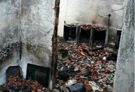 KOD TREBINJA IZGORJELA PORODIČNA KUĆA Porodica Mumala se nada da će uz pomoć dobrih ljudi obnoviti objekat