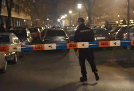 DRAMA Bačena bomba na POLICIJSKU STANICU