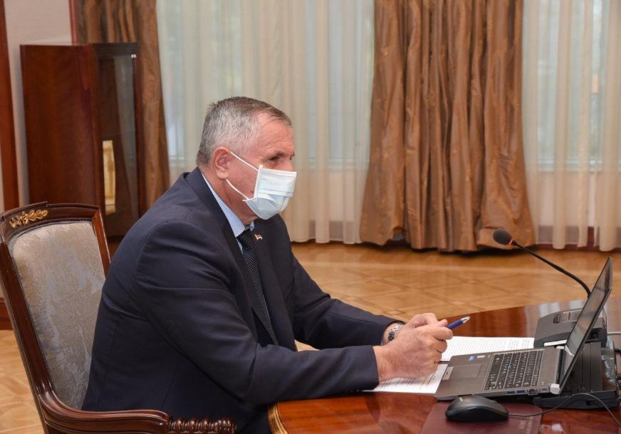 RAZGOVARAO SA PREDSTAVNICIMA MMF Višković: Srpska opredijeljena za novi aranžman