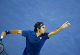 ŠVAJCARAC U PUNOM TRENINGU Federer se vratio na teren