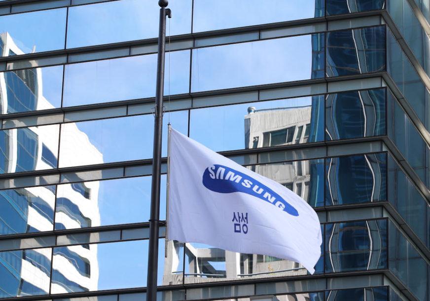 """UPRKOS PANDEMIJI KORONA VIRUSA """"Samsung"""" zabilježio kvartalni rast profita"""