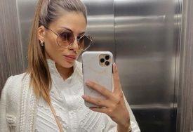 STIŽE BEBA Košarkaš i nekadašnja manekenka Sandra Niketić čekaju drugo dijete