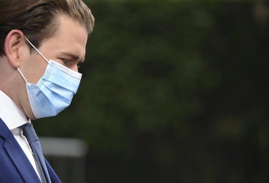 """""""TREBAĆE NAM MNOGO SNAGE"""" Austrijski kancelar zabrinut zbog porasta broja zaraženih"""