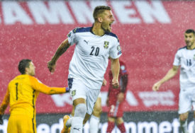 SVI ŽELE SERGEJA Golovi protiv Norveške podigli cijenu na 70 miliona evra