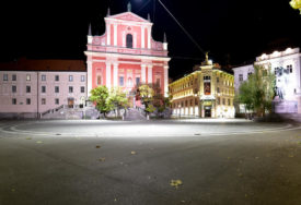 U LJUTOJ BORBI PROTIV KORONE Slovenija uvodi ZABRANU KRETANJA između opština