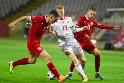 ORLOVI POKVARILI UTISAK Poraz od Mađarske u Ligi nacija