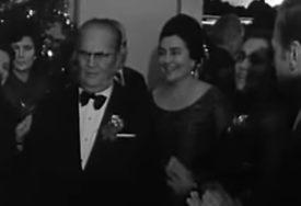 KAKO JE TITO ZAPROSIO JOVANKU Ona je imala 28, a on 60 godina kada su se vjenčali (VIDEO)