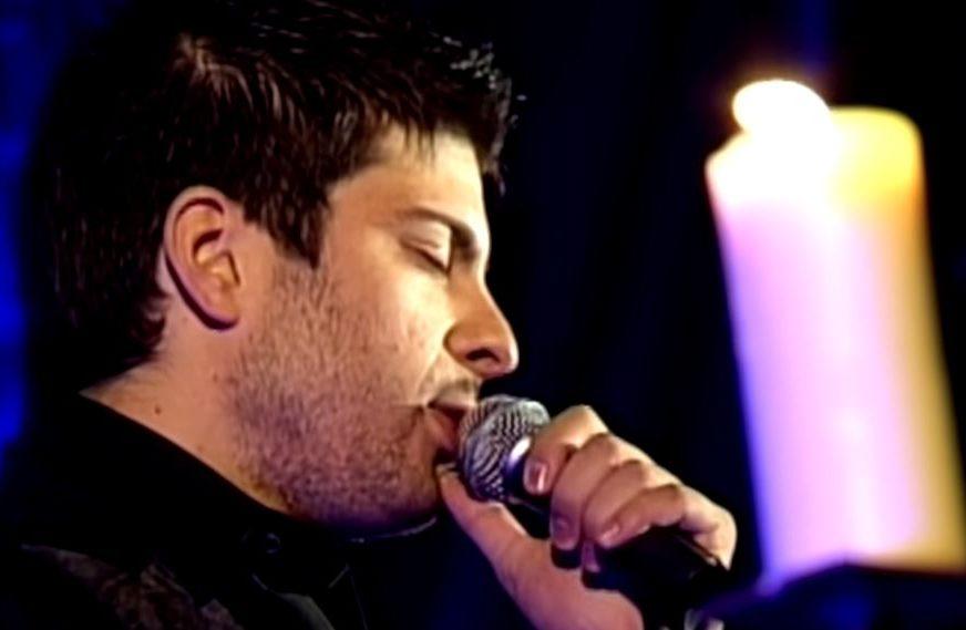TUŽNIH 13 GODINA Pjevač anđeoskog glasa prerano nas je napustio, o detaljima njegovog života i danas se priča