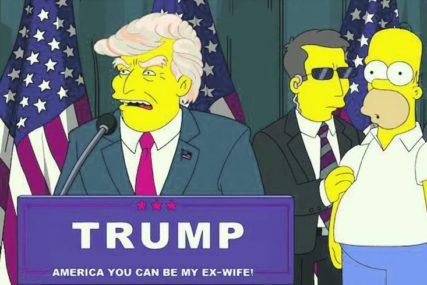50 RAZLOGA ZAŠTO SU PROTIV TRAMPA Simpsonovi poručili da je najgora stvar u 2020. godini izbor predsjednika SAD (VIDEO)