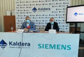 """UGOVOR KALDERE I SIMENSA """"Veliki trenutak za kompaniju, ali i privredu Srpske"""""""