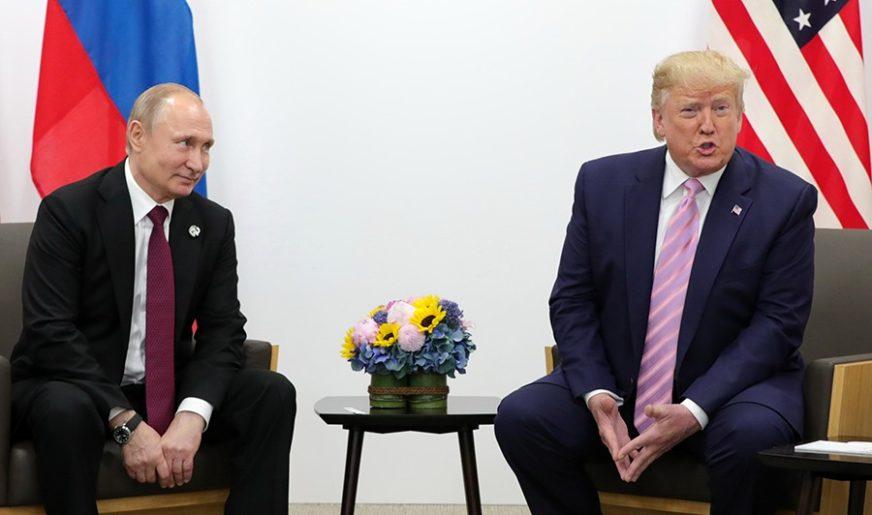 SPORAZUM ISTIČE U FEBRUARU IDUĆE GODINE Putin: Produžiti dogovor sa SAD o kontroli naoružanja bez ikakvih uslova