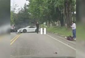 """""""KAKO SU OSTALI ŽIVI"""" Karambol u saobraćaju nakon koga su se svi zapitali SAMO JEDNO (VIDEO)"""