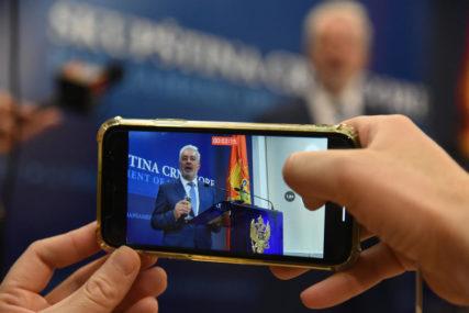 FORMIRANJE VLADE CRNE GORE Krivokapić: Ni ja, ni kandidati za ministre nismo u partijama