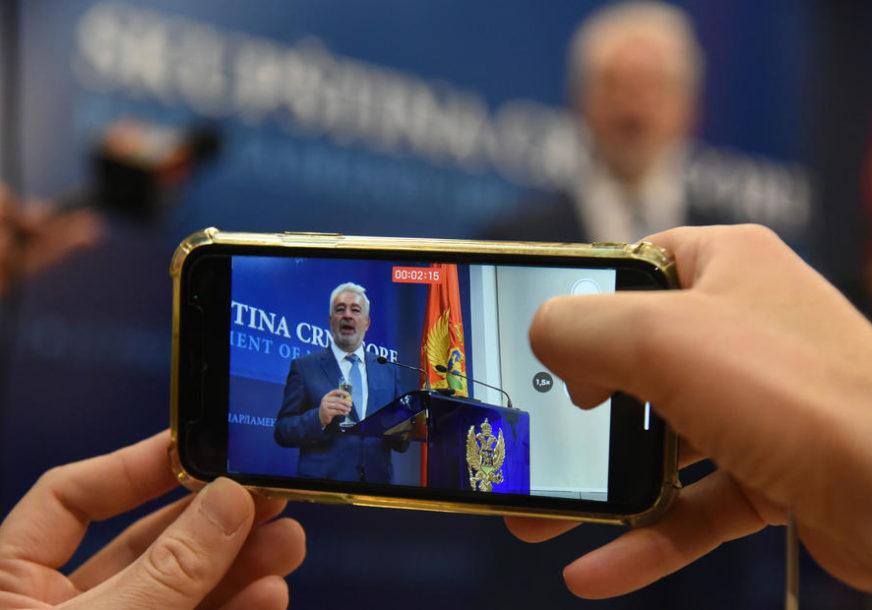 """""""MOJA VIZIJA JE PROMJENA I REFORMA"""" Krivokapić: Ni prema kome nemam nikakvu obavezu"""