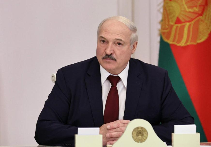 """""""BILO KOJI RAT ZAPOČEĆE IZNUTRA"""" Lukašenko mobiliše sve snage vojske i policije"""