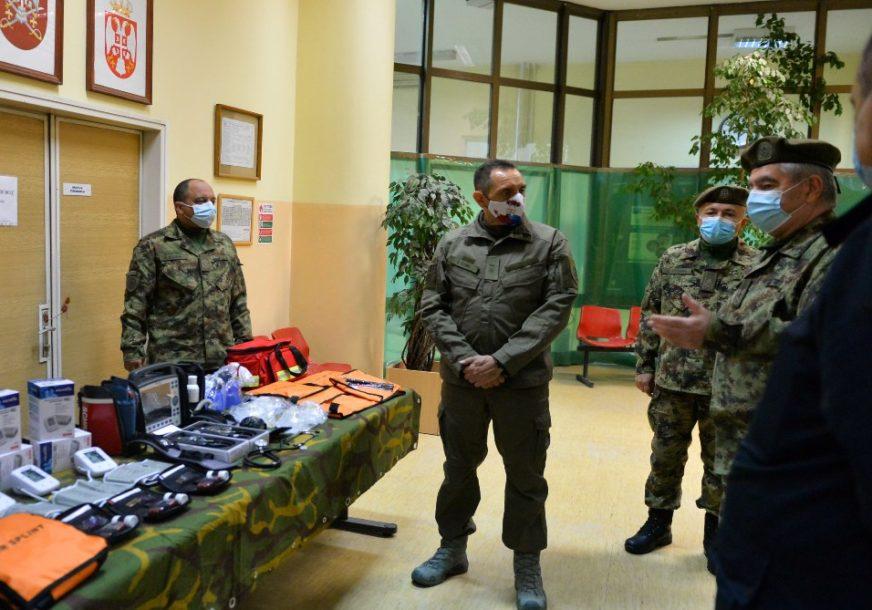 KOVID BOLNICA DOBRO OPREMLJENA Vulin: Vojno zdravstvo spremno za NOVI TALAS KORONE