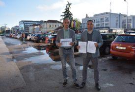 """SDS O POMOĆI AUTOPREVOZU """"Vlast pomaže preduzeću koje je oštetilo Grad za 60 miliona KM"""""""