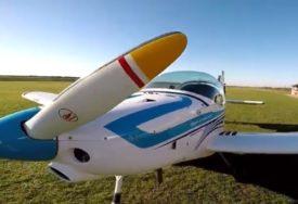PILOT IZGUBIO ŽIVOT Srušio se ultralaki avion