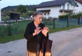 """""""KRVI BILO SVUDA"""" U dvorištu bake Kate dogodilo se DVOSTRUKO UBISTVO (VIDEO)"""
