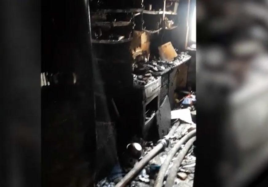 SIVILO, GAREŽ, UNIŠTENE STVARI Od stana u kom je eksplodirao bojler NIJE OSTALO GOTOVO NIŠTA (VIDEO)