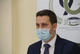 """""""NIŠTA OD UBLAŽAVANJA MJERA"""" Zeljković o situaciji u ugostiteljstvu i reviziji preporuka"""