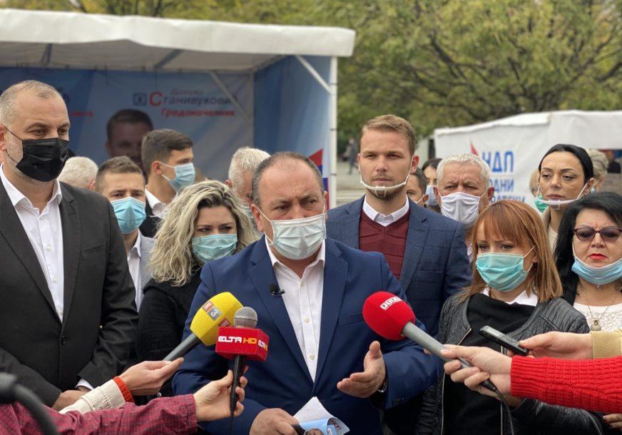 """""""STANIVUKOVIĆ JE NOVI GRADONAČELNIK"""" Crnadak optimističan po pitanju predstojećih lokalnih izbora"""