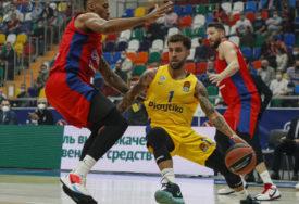 Džejms vodio CSKA do prve pobjede, Feneru turski derbi