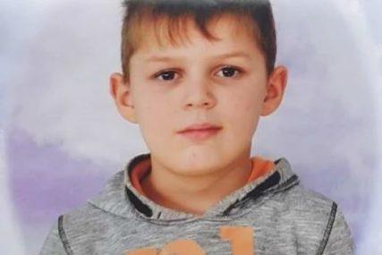 SREĆAN KRAJ POTRAGE  Pronađen dječak za kojim se tragalo od juče