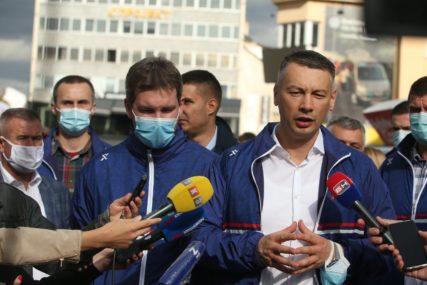 """""""BEZ DNS NEMA SKUPŠTINSKE VEĆINE"""" Nešić zadovoljan izbornim rezultatom, ali ne i gubitkom Prijedora"""