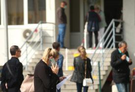 KORONA U BiH SE NE PREDAJE Novozaraženo 1.495 osoba, 30 pacijenata preminulo