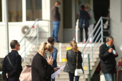 SMS PORUKA O REZULTATIMA TESTIRANJA Apel građanima da ažuriraju brojeve telefona