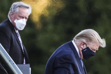 KORONA VIRUS POMRSIO KONCE Tramp saglasan da debata bude odložena