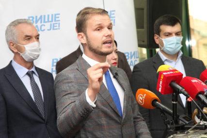 PDP I SDS OZVANIČILI POČETAK KAMPANJE  Stanivuković: Ovo će biti politika ljubavi, razumijevanja i tolerancije