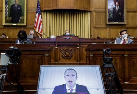 SVJEDOČENJA O CENZURI Direktori Fejsbuka i Tvitera ponovo pred Senatom