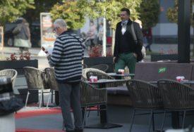 NOVE MJERE U PETAK U PONOĆ U Hrvatskoj se zatvaraju kafići i restorani