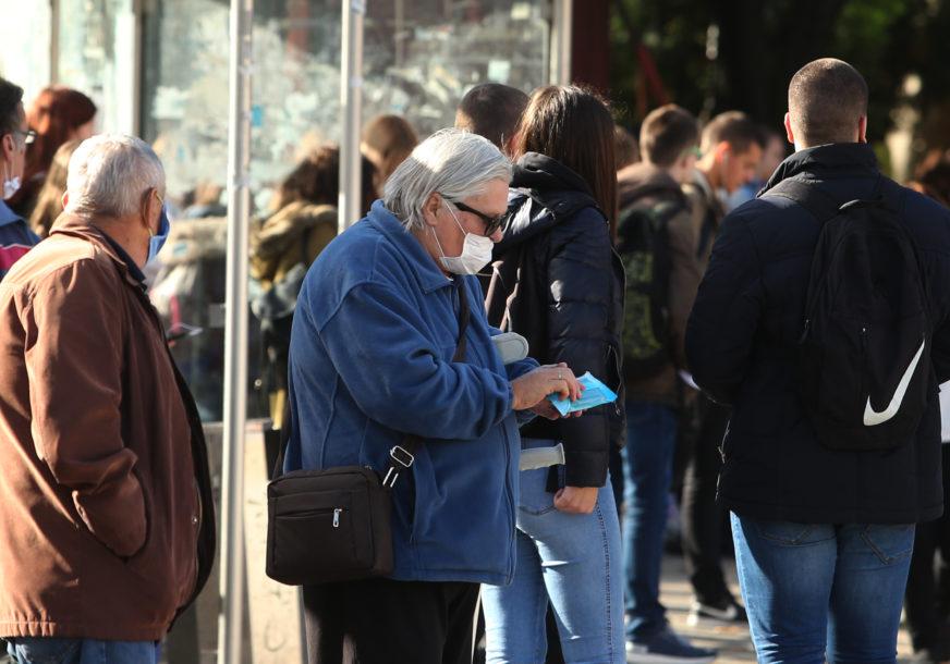 PREMINULO 20 LJUDI  U Hrvatskoj za jedan dan potvrđena 2.772 nova slučaja korona virusa