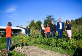 """OD ZAPUŠTENE PARCELE DO PLODNE ORANICE """"Gradske bašte"""" promovišu urbanu poljoprivredu"""