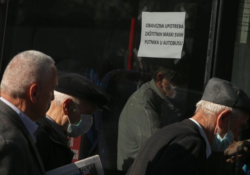 CRNE BROJKE RASTU Policijski čas proširen, obuhvaćeno 46 miliona ljudi